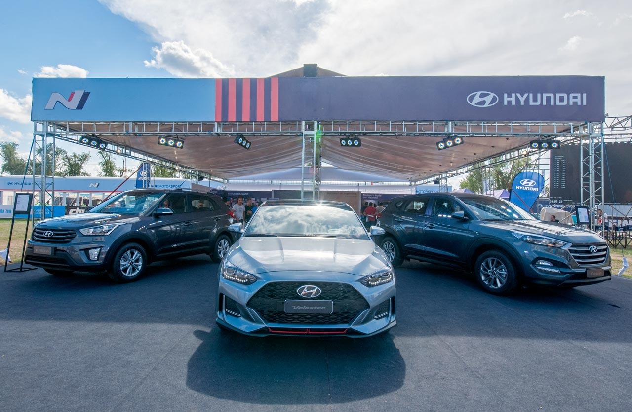 Stand Hyundai Veloster Córdoba