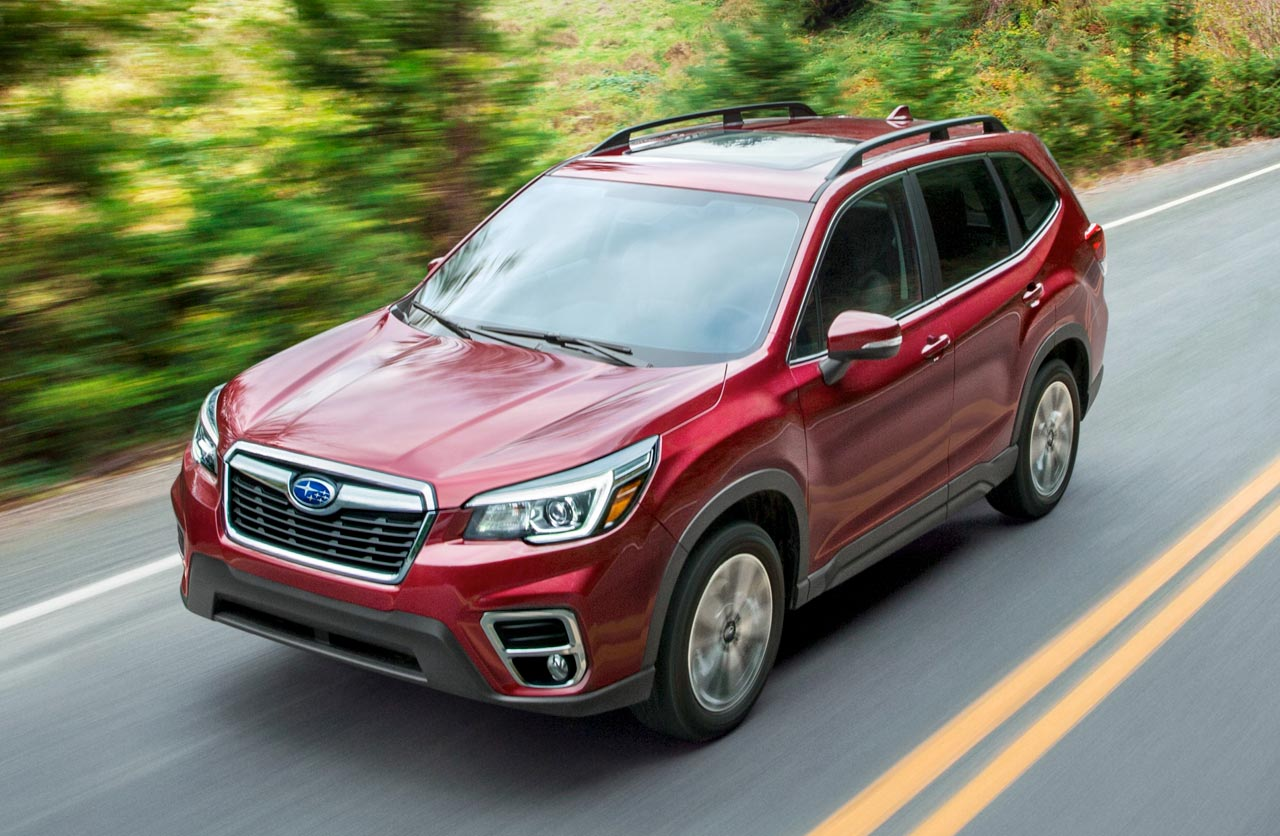 Subaru Forester 2019 Limited