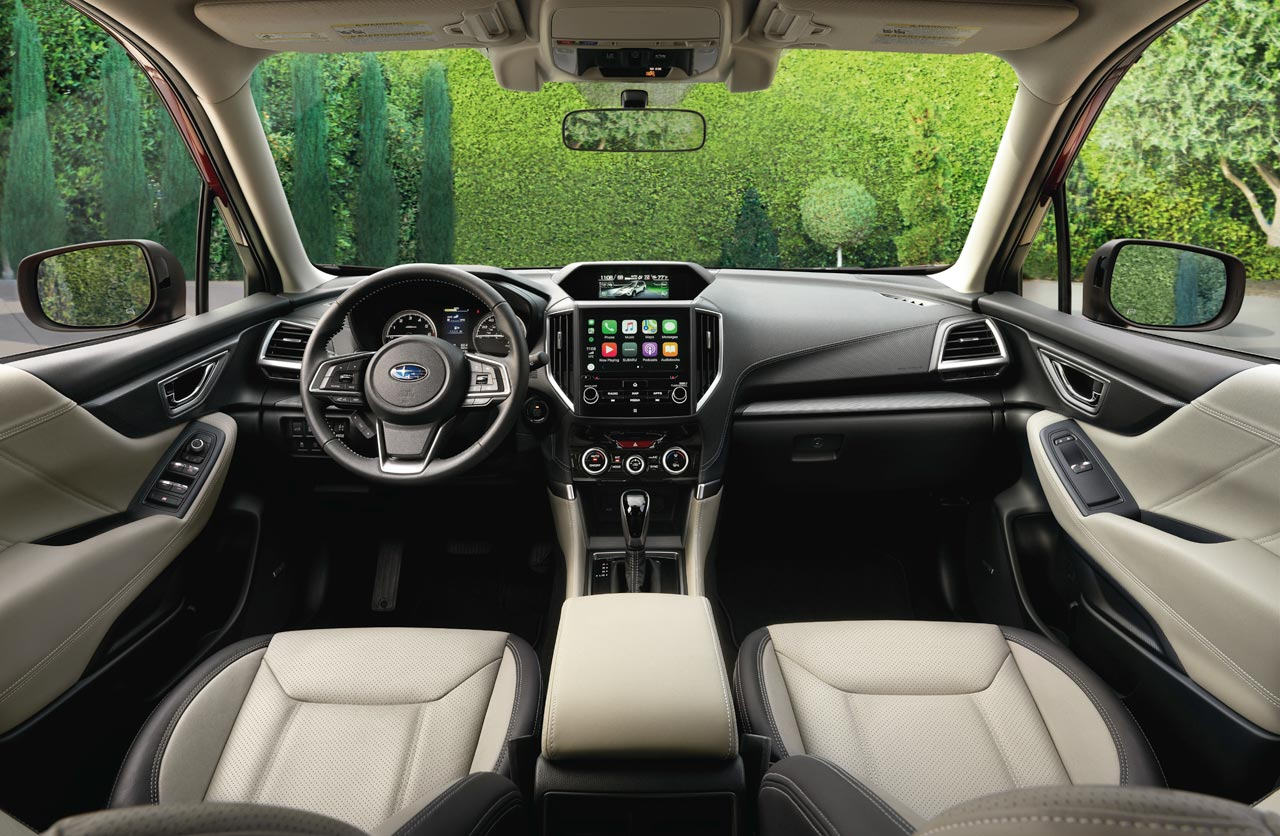 Interior Subaru Forester 2019 Limited