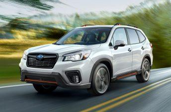 El Subaru Forester tiene nueva generación