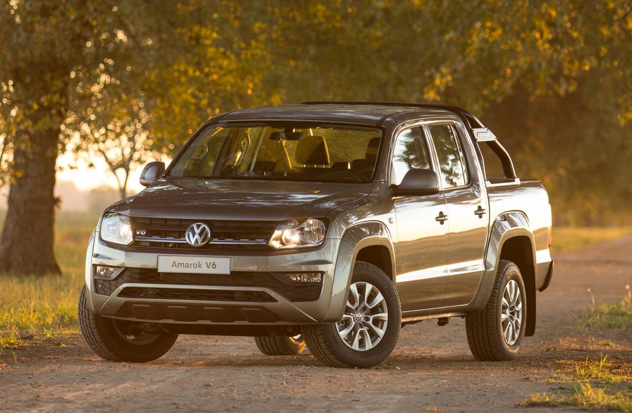 La Volkswagen Amarok incorporó un manual inteligente