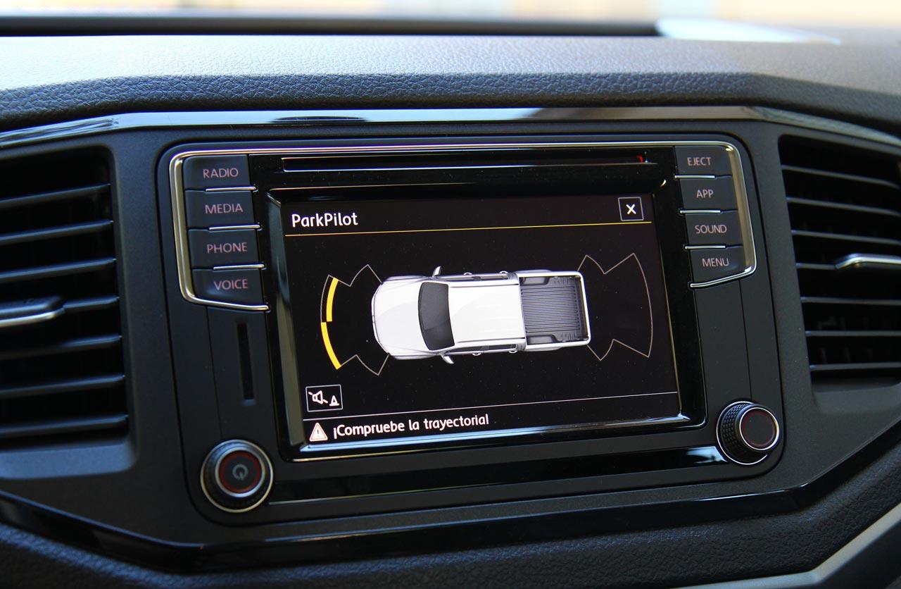 Park Pilot Amarok V6 Comfortline