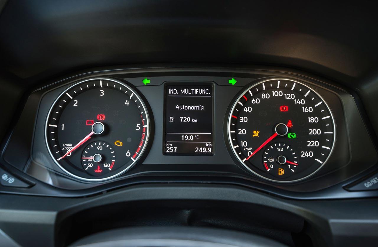 Tablero Amarok V6 Comfortline