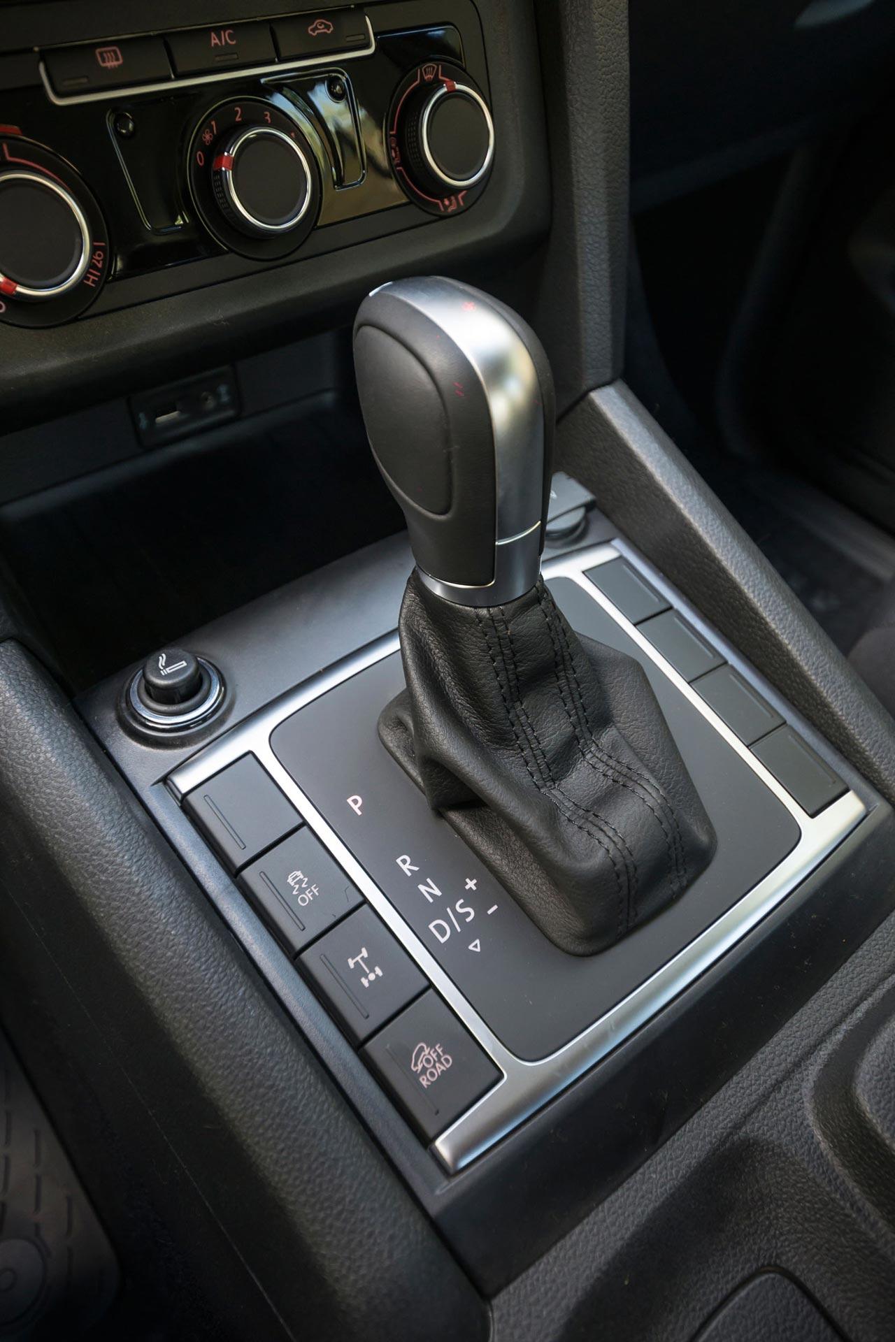 Transmisión Amarok V6 Comfortline