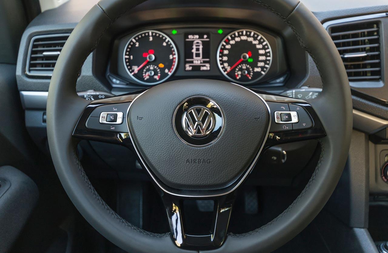 Interior Amarok V6 Comfortline
