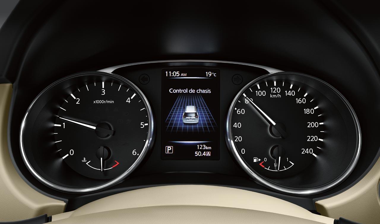 Tablero Nissan X-Trail