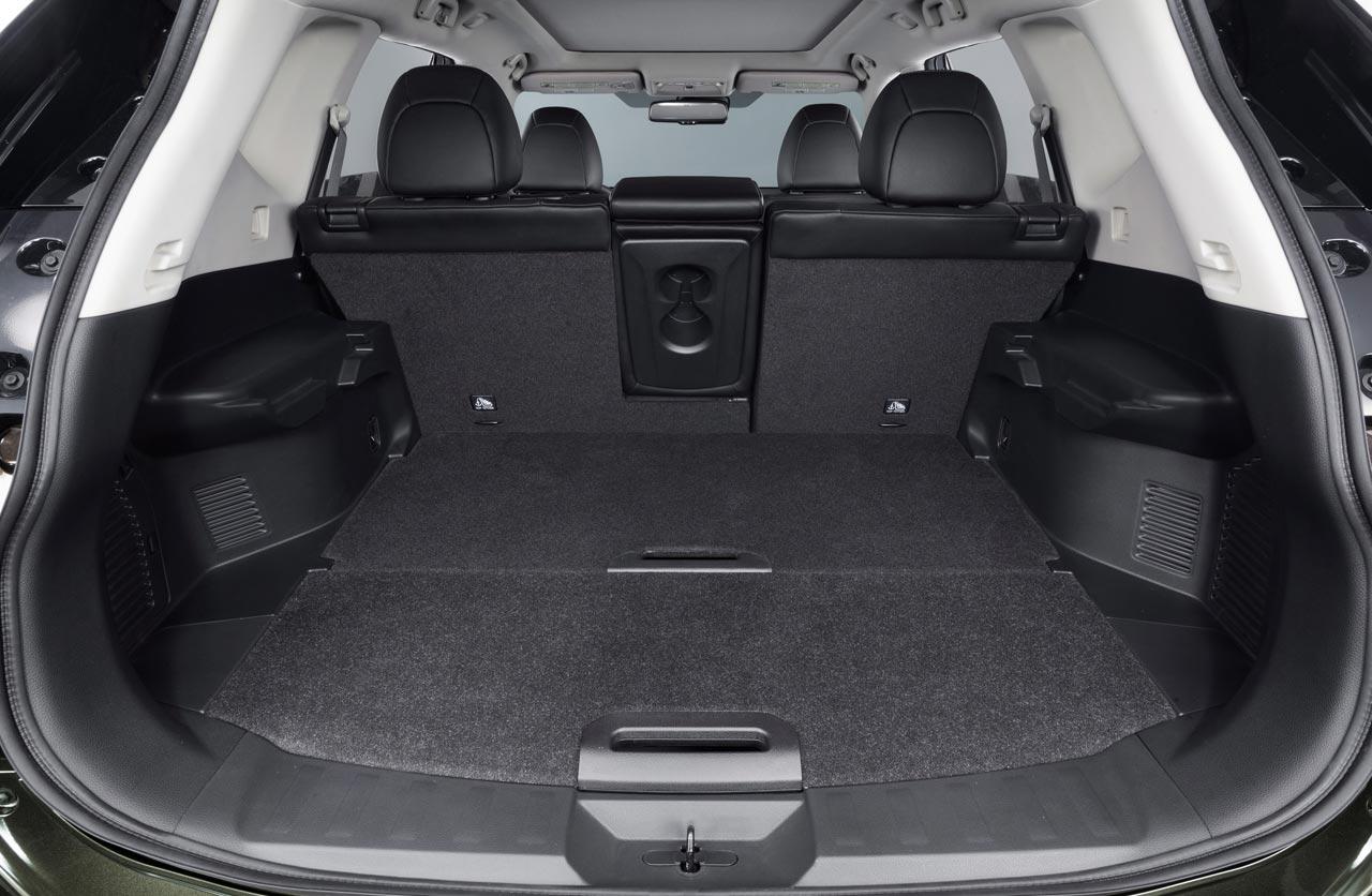 Baúl Nissan X-Trail