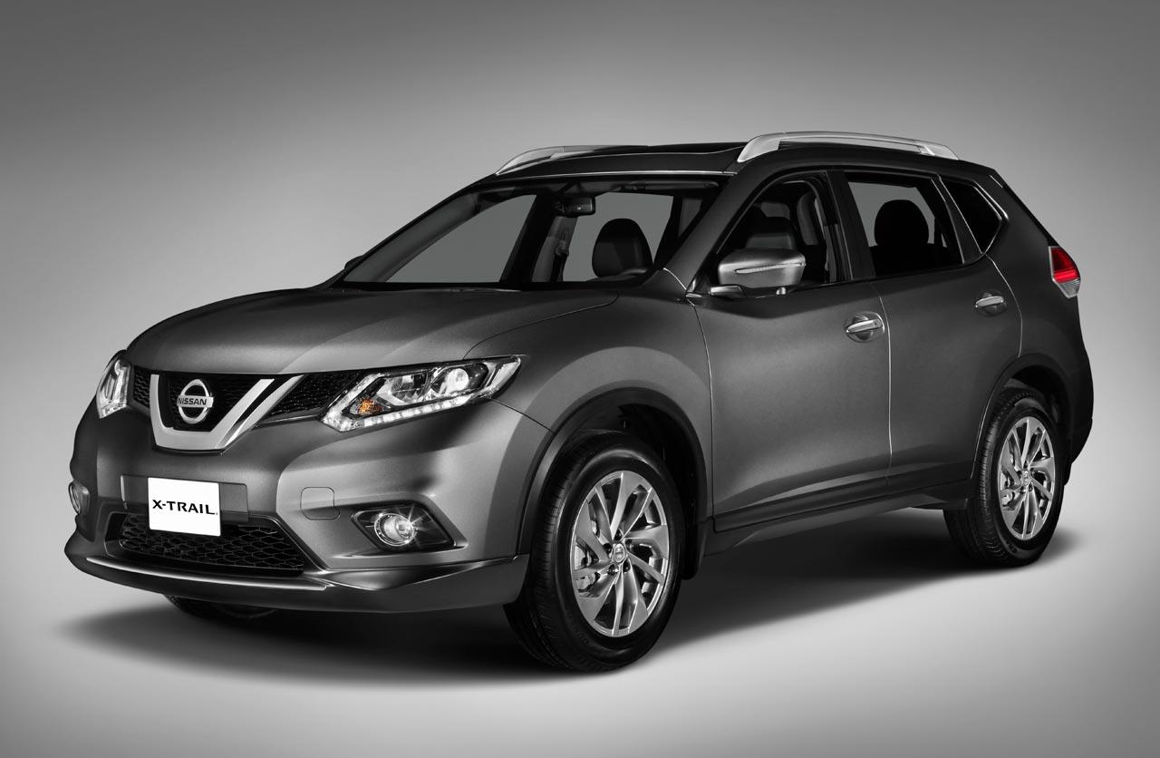 Nissan mejoró el equipamiento de la X-Trail