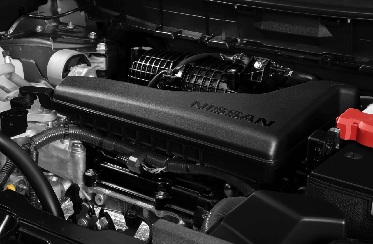 Motor Nissan X-Trail