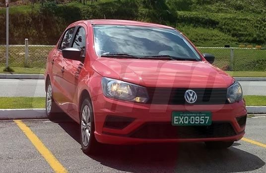 Nuevo Volkswagen Voyage AT