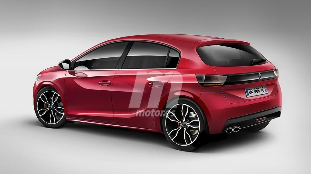 Peugeot 3008 2019 >> Las claves del próximo Peugeot 208 - Mega Autos