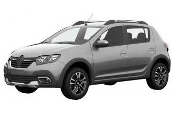 Los renovados Renault Logan y Sandero, para el año próximo