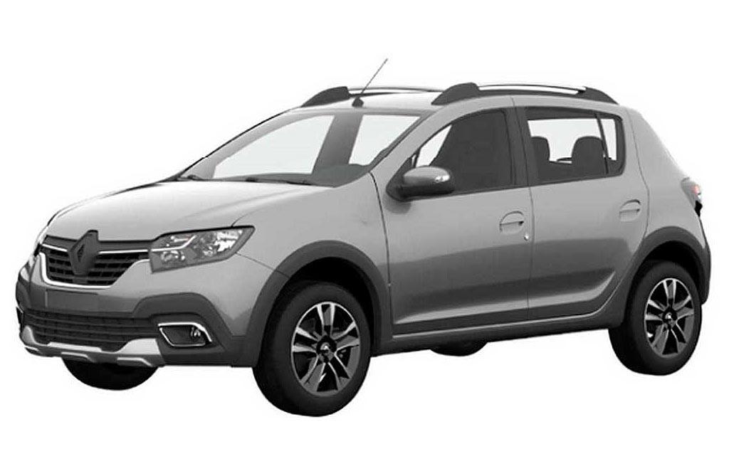 Los Renovados Renault Logan Y Sandero Para El Ano Proximo Mega Autos