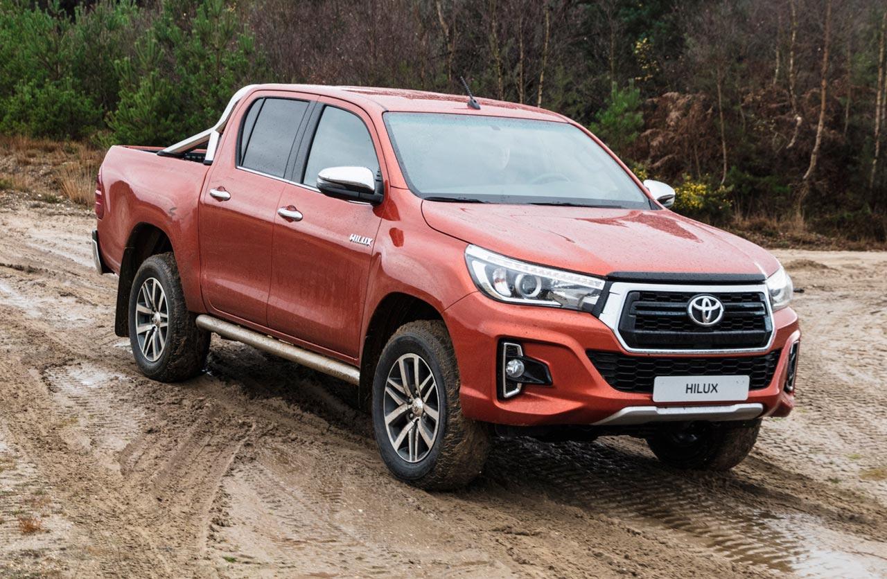 Toyota Hilux, renovada también en Europa