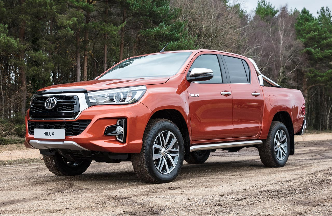 Toyota Hilux Special Edition