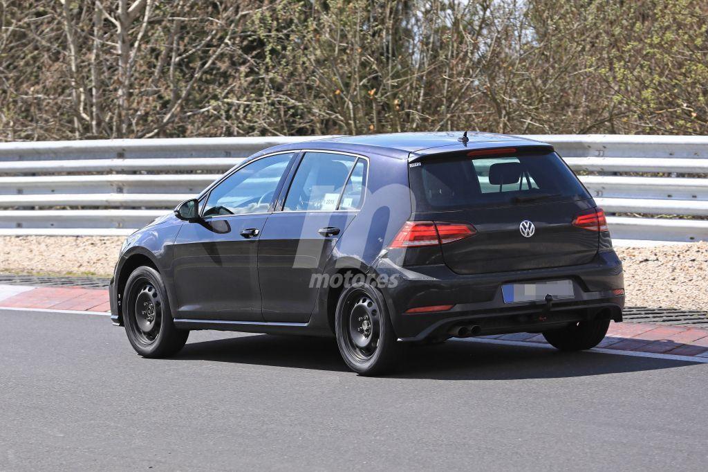 Volkswagen VIII pruebas