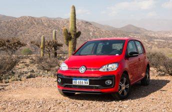 Volkswagen Up!, con equipamiento extra