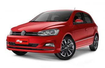 Anticipan el rediseño de los VW Gol, Voyage y Saveiro