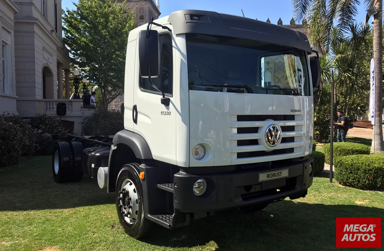 Volkswagen Robust 17.230