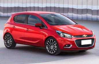 Anticipan la próxima generación del Chevrolet Onix