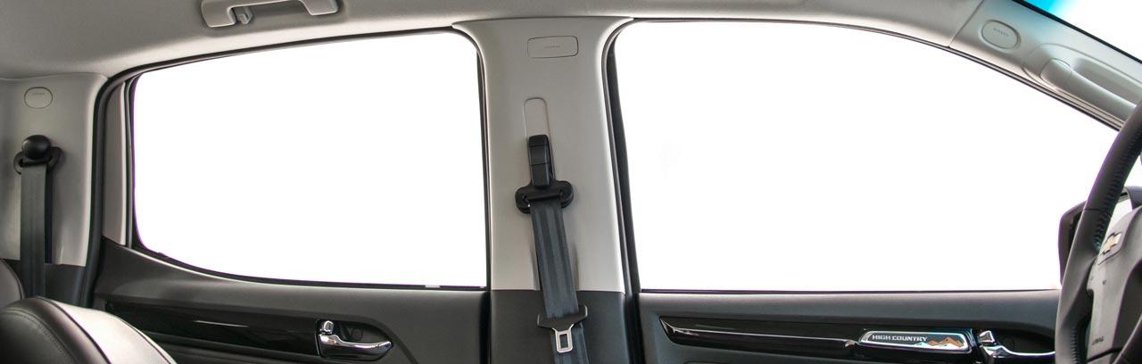 airbags de cortina Chevrolet S10 2019