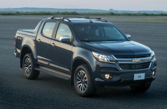 Chevrolet S10 2019, con más airbags y ESP para toda la gama