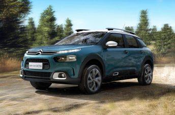 Citroën anticipa la mecánica y el equipamiento del C4 Cactus