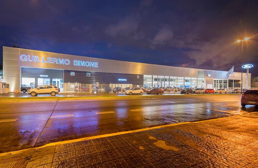 Nuevo concesionario modelo de Ford en Argentina