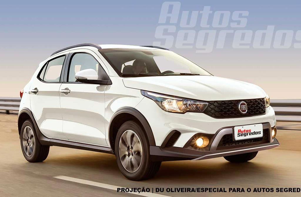 Fiat prepara el inédito Argo aventurero