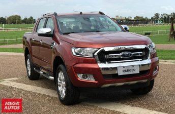 Ford Ranger 2019: qué cambió