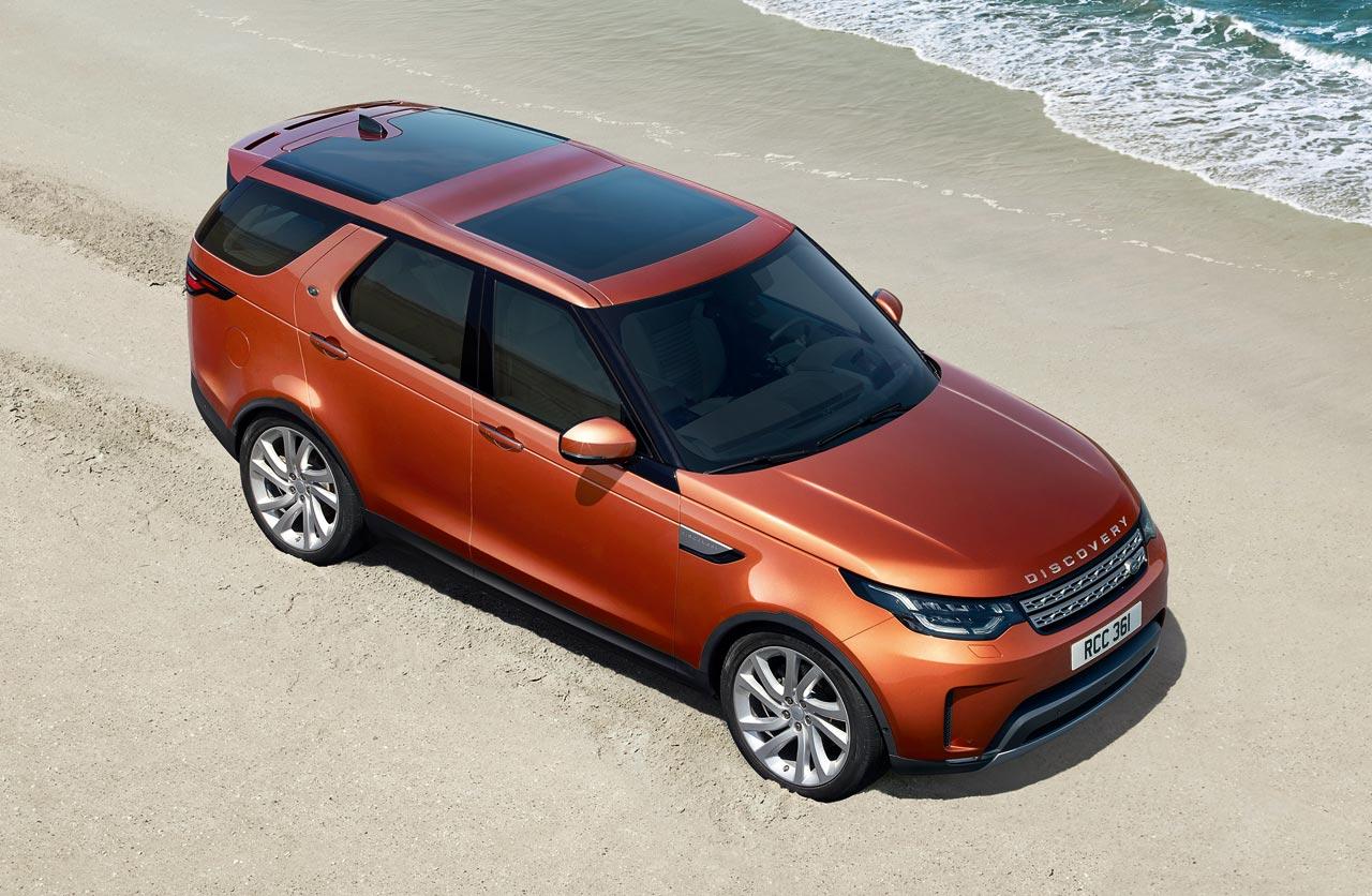 Nueva Land Rover Discovery