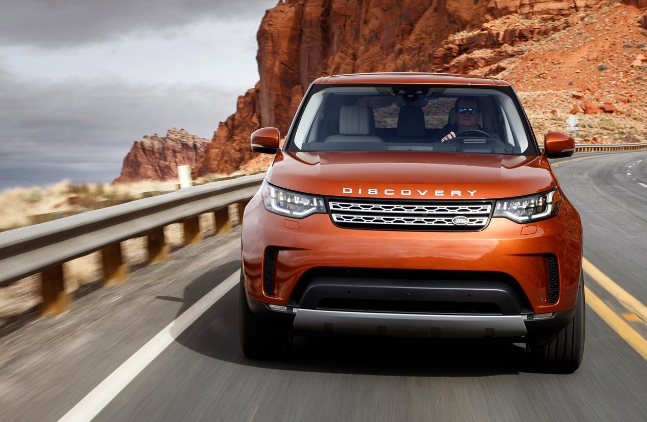 Nueva generación Land Rover Discovery