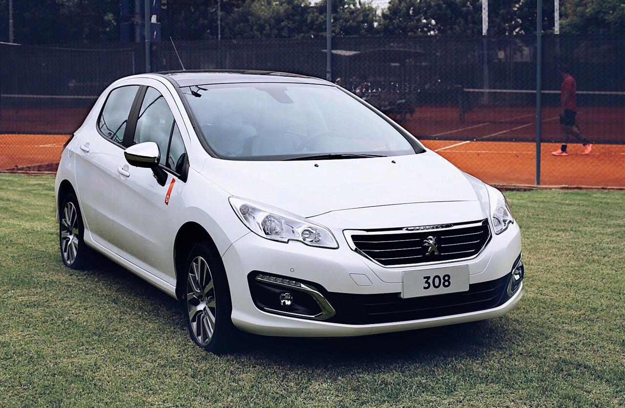 Peugeot 308, con nueva serie especial Roland Garros