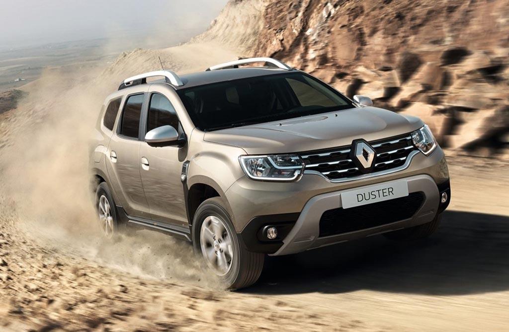 La nueva Renault Duster se acerca a la región