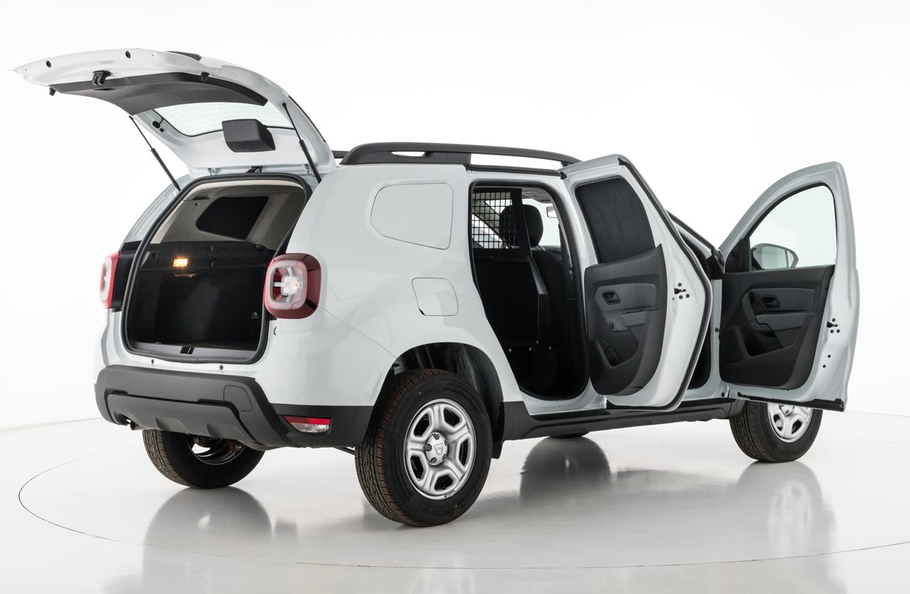 Renault Duster Fiskal furgón
