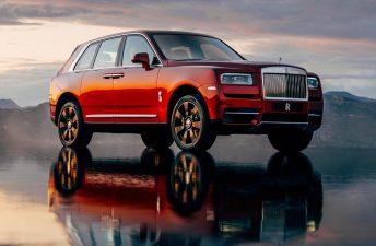 Así es el Cullinan, el primer SUV de Rolls-Royce