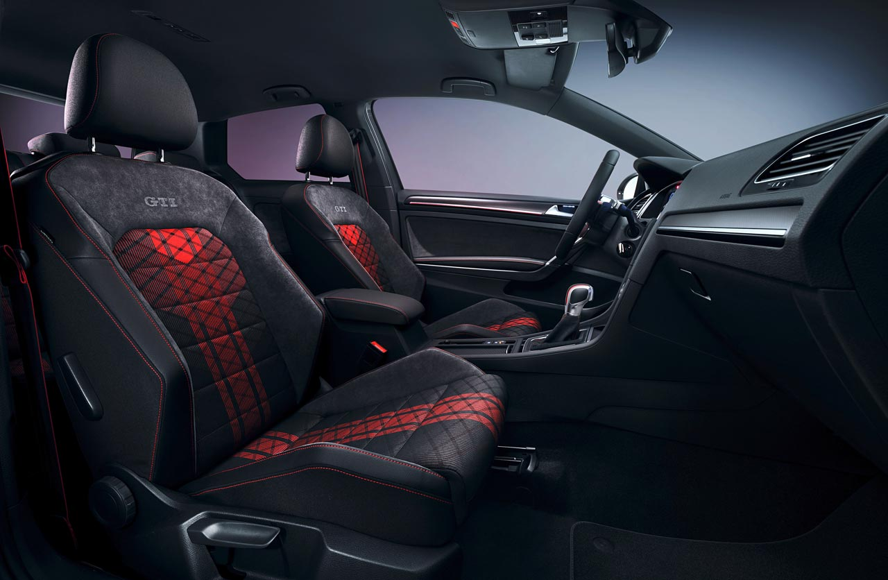 Interior Volkswagen Golf GTI TCR