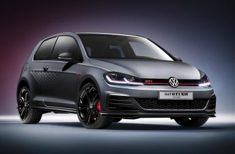 TCR, el Volkswagen Golf GTI más veloz