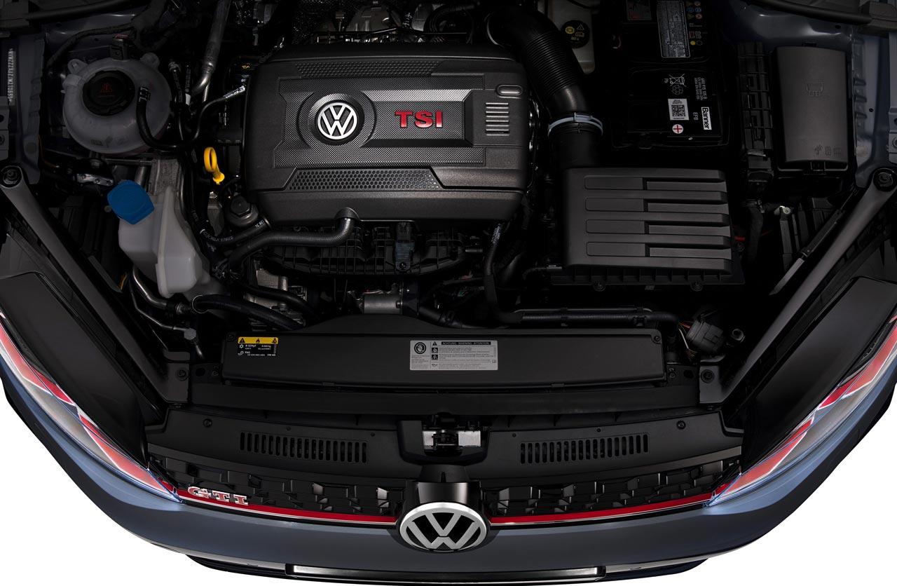 Motor Volkswagen Golf GTI TCR