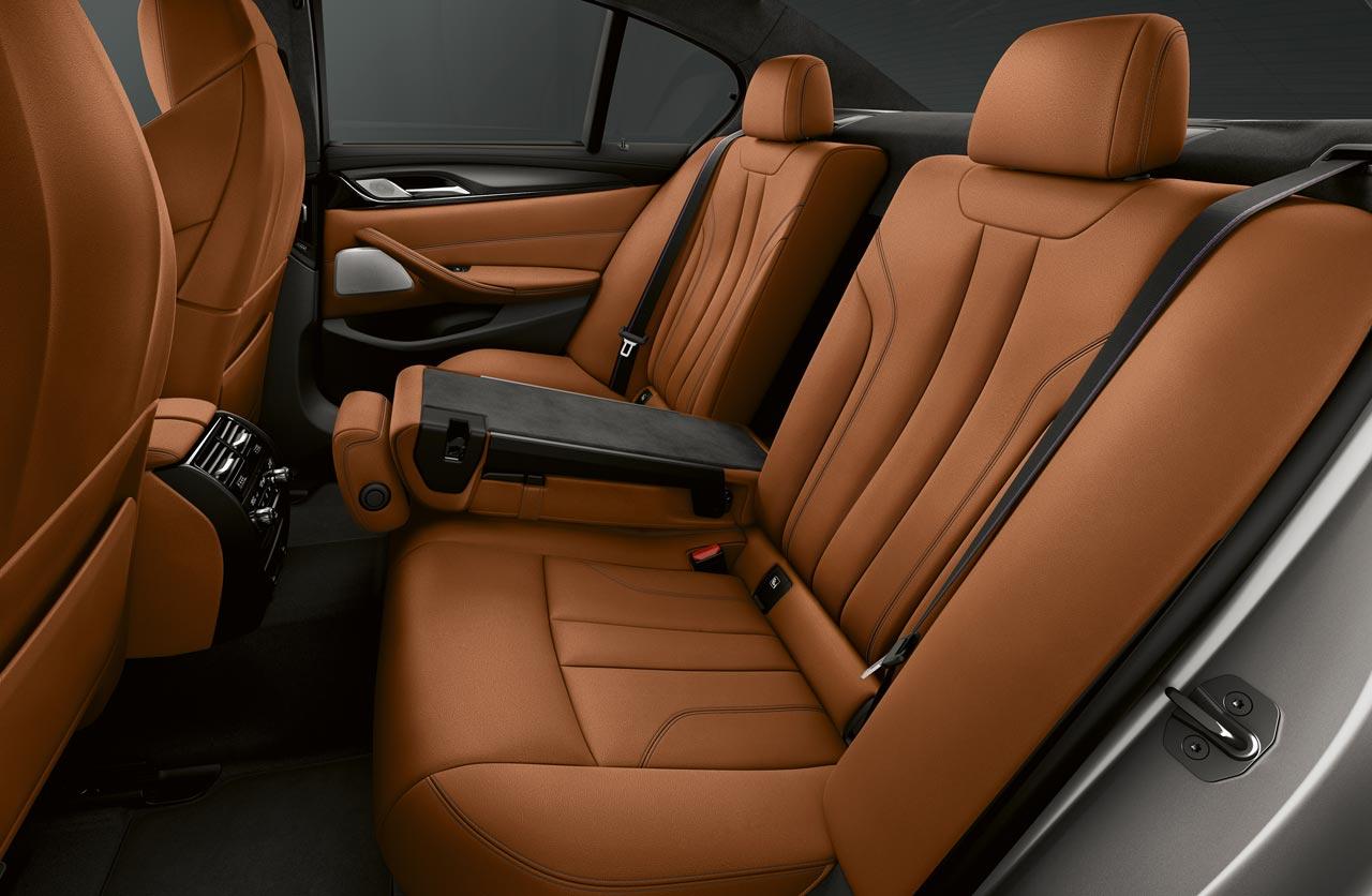 Interior BMW M5 Competition
