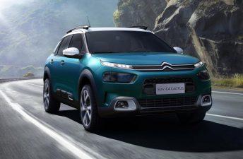 Este el nuevo Citroën C4 Cactus que llegará al país