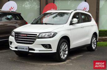 Haval lanzó los SUV H1, H2 y H6 Coupe en Argentina