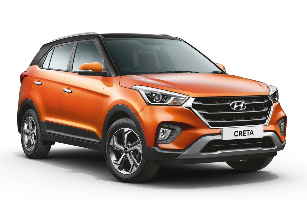Hyundai Creta, renovado en India (de donde llega a Argentina)