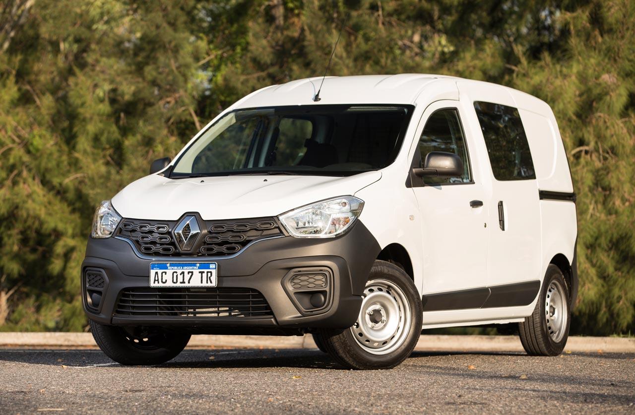 Renault lanzó el Nuevo Kangoo en Argentina