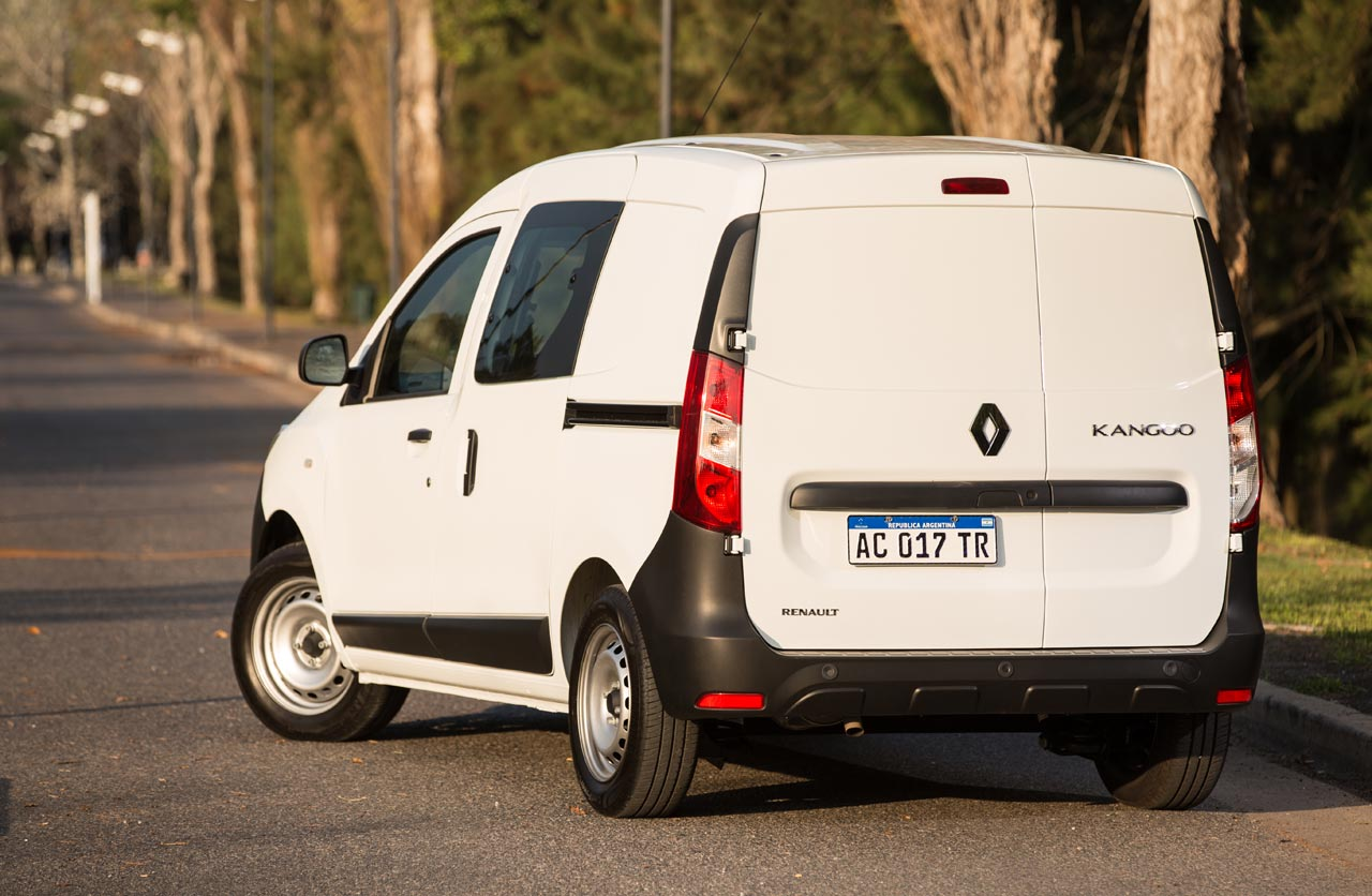 Nuevo Renault Kangoo furgón