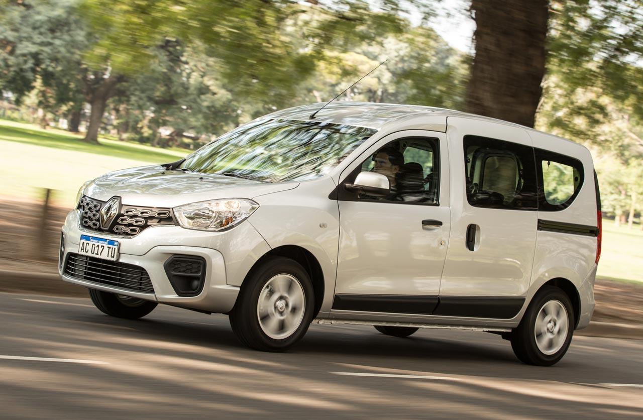 Nuevo Renault Kangoo pasajeros