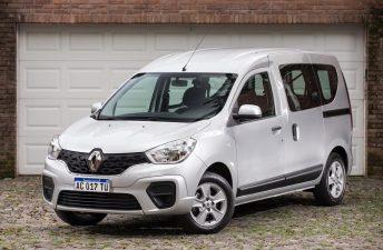 Cómo es la Nueva Renault Kangoo para pasajeros