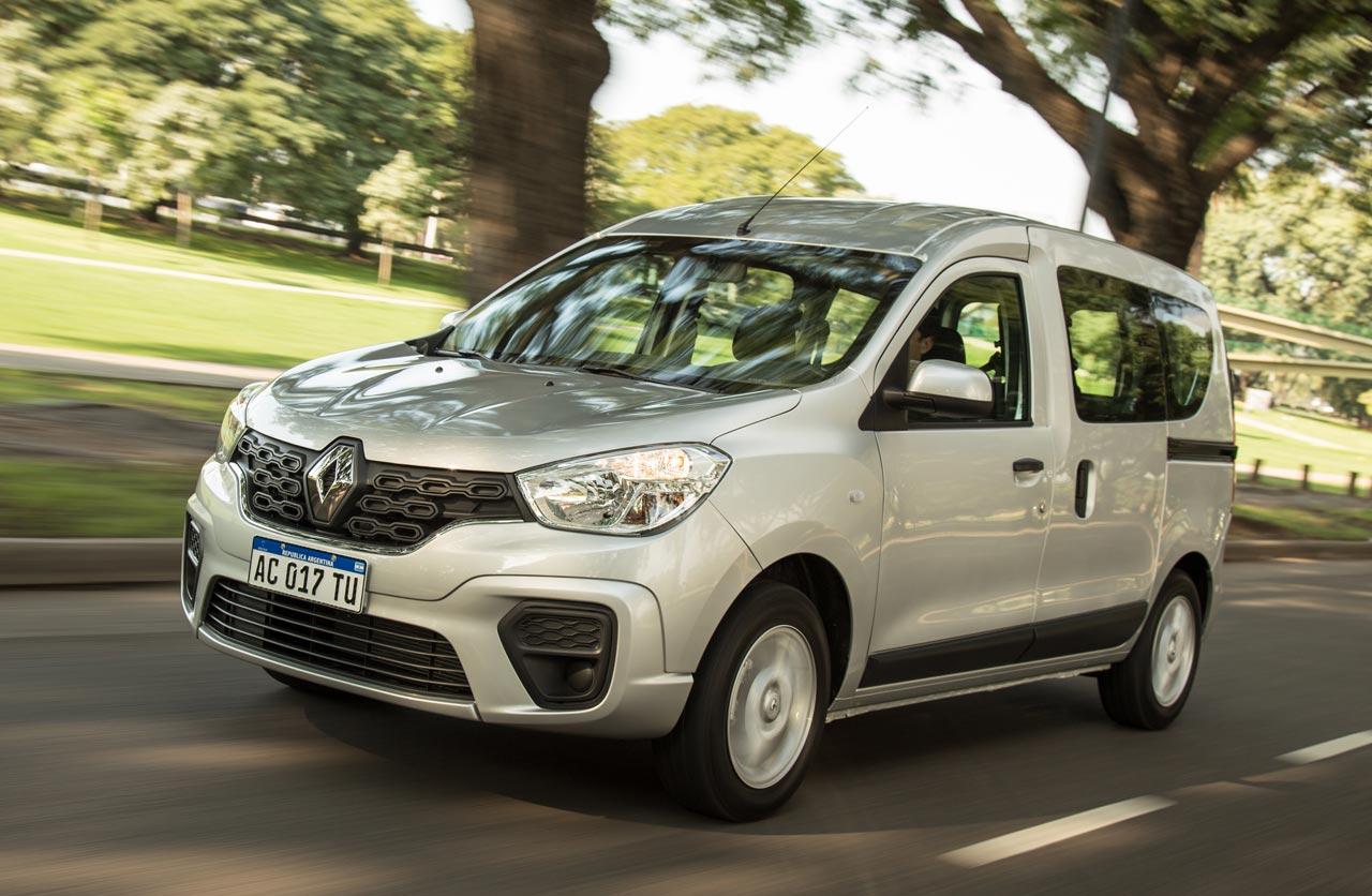 La evolución en seguridad del nuevo Renault Kangoo