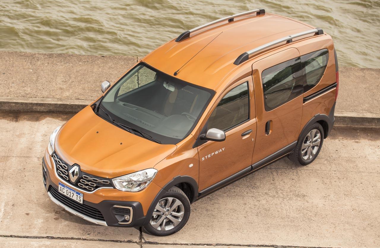 Nuevo Renault Kangoo Stepway
