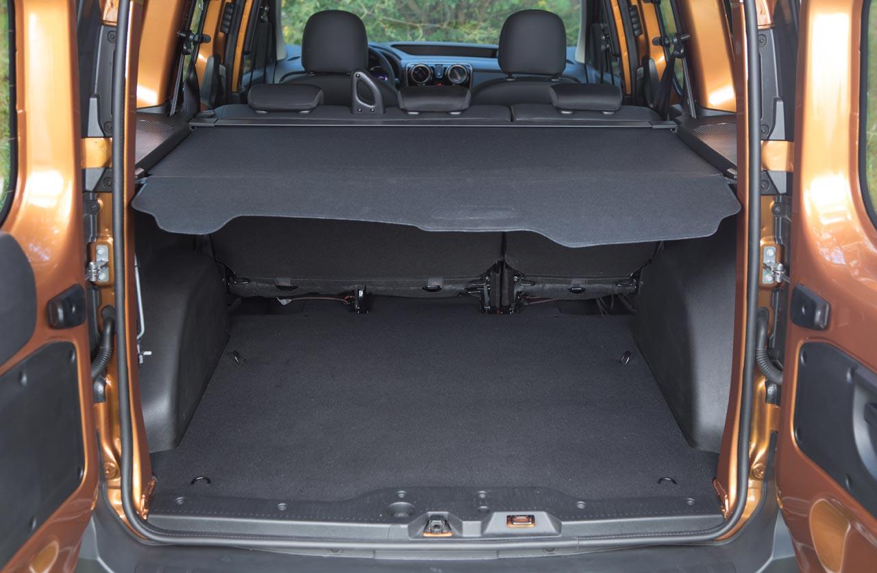 Baúl Nuevo Renault Kangoo Stepway